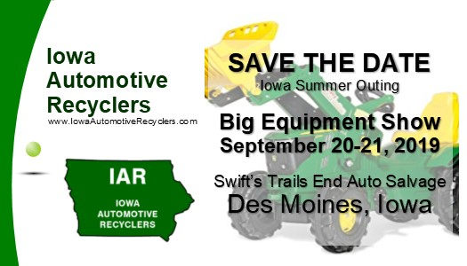 Auto Salvage Des Moines >> Welcome To Iowa Automotive Recyclers
